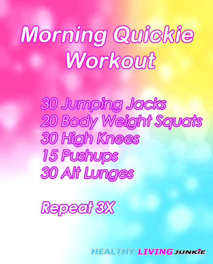 Workout-Morning
